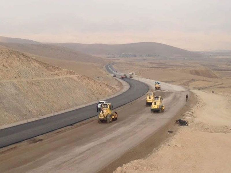 Construction of Said Sadiq Penjwin Two Side Road  Project Part 1 (From 0+000 TO 18+000)