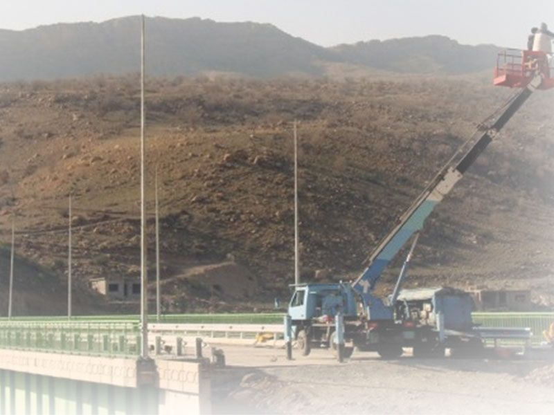 Construction of Tasluja - Dukan Second Carriage Way  Part 2 (23+000 TO 46+000)