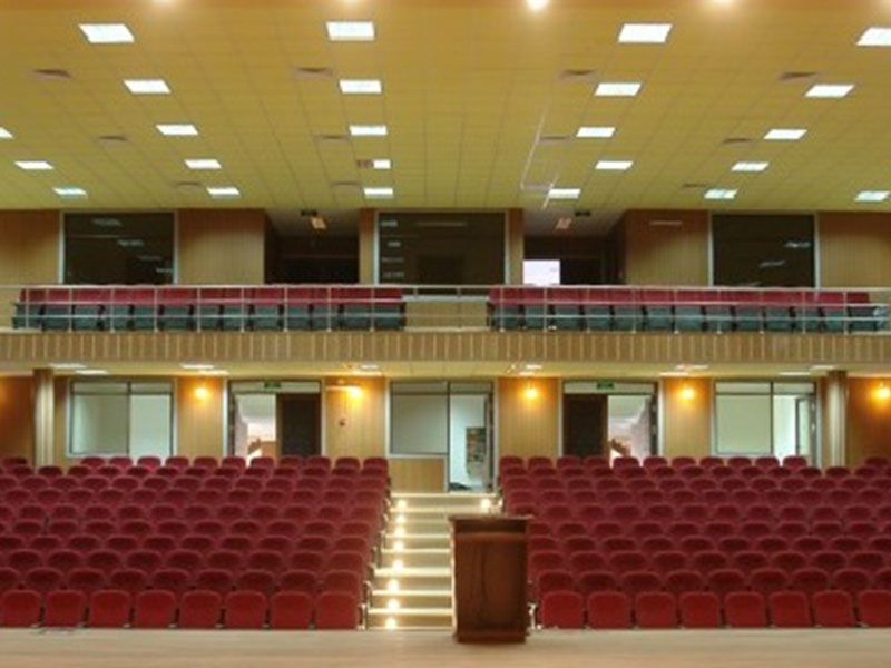 Construction of Akre Conference Hall