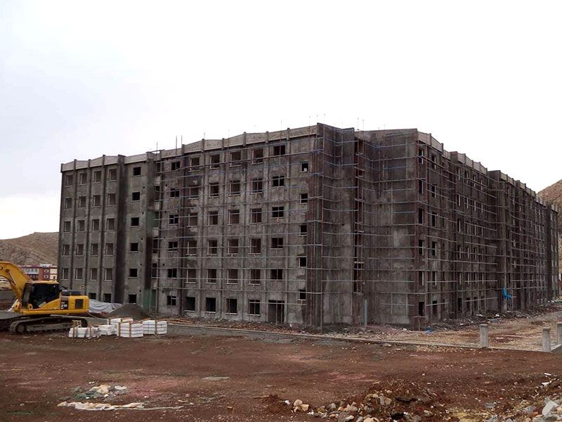 Construction of Rania Dormitories Building Project