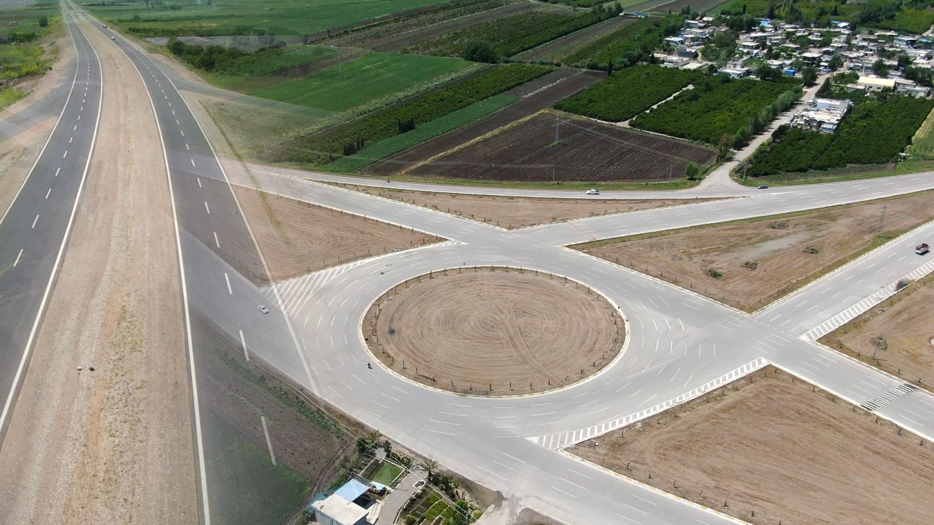 Construction of Said Sadiq Halabja Road and Renovation of Carriageway and Zalm Bridge
